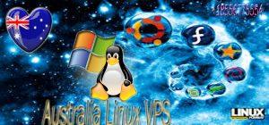 Australia Linux VPS