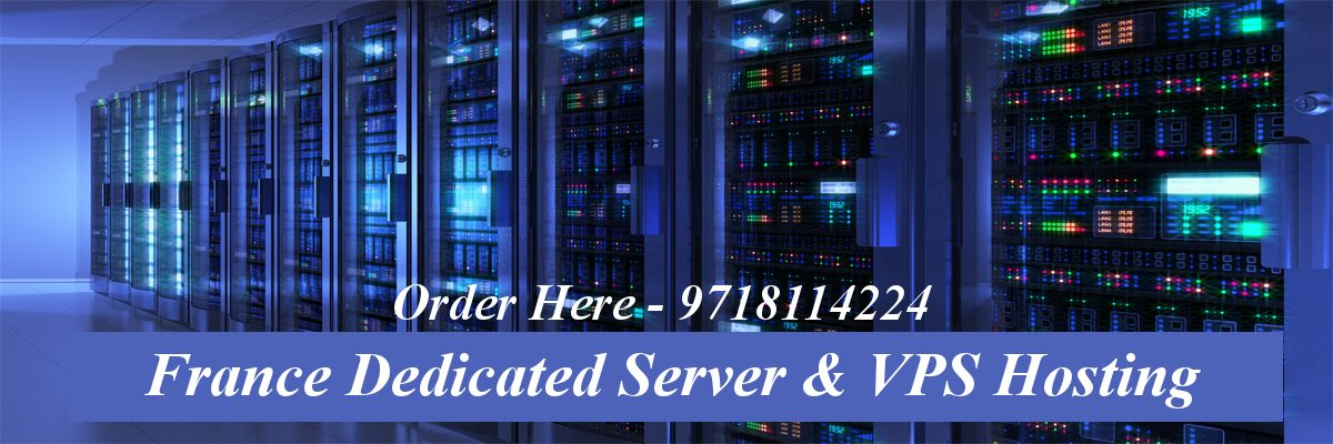 Some of the basic tips for maintaining the France Dedicated Server