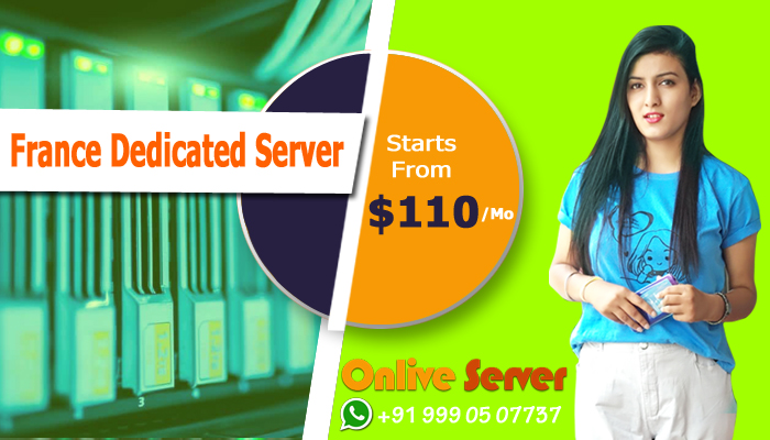 Hire the France Dedicated Server and France VPS Hosting Plans