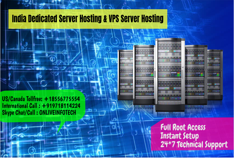 India Server Hosting Plans with amazing Features