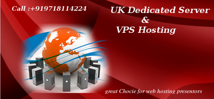 UK Server Hosting Most Noticeable Web Hosting