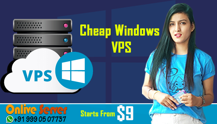 Develop Latest technology and Powerful Hardware - Windows VPS Server