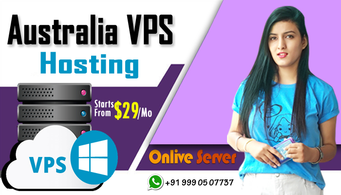 Choose Eco-Friendly Australia based Dedicated Server and VPS Hosting by Onlive Server