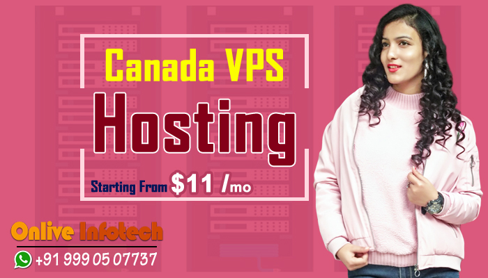 Canada VPS Server Hosting the Most Preferred Hosting Solution – Onlive Server