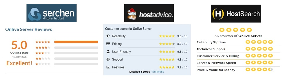 Onlive Server Review