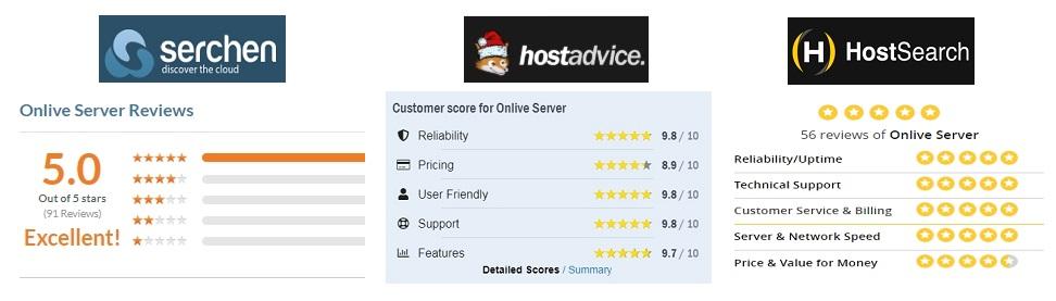 Onlive Server Review