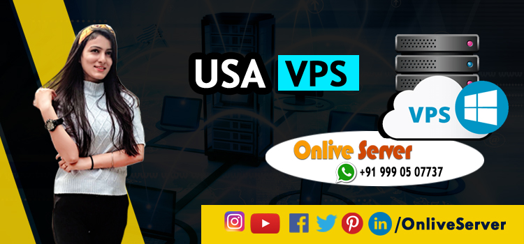 Grab Fast & Secure USA VPS Server Hosting At Just $11/Mo