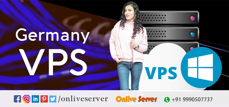 Buy Germany VPS Hosting Plans With Great Benefits