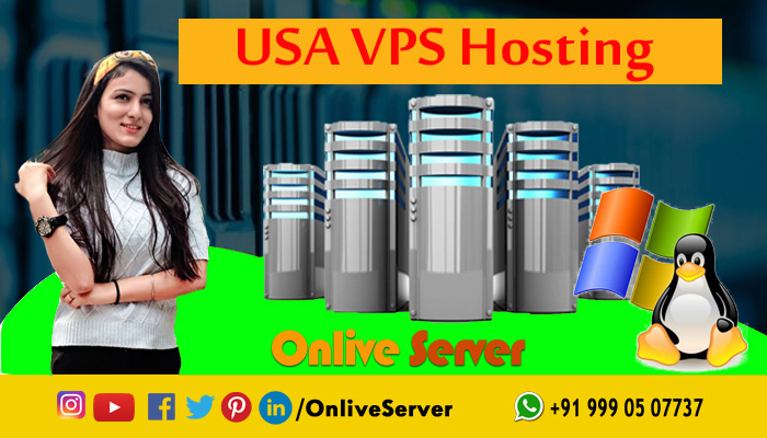 Why Choose Cheap USA VPS Hosting Plans – Onlive Server