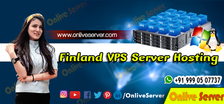 What is the role of Finland VPS Server in web hosting